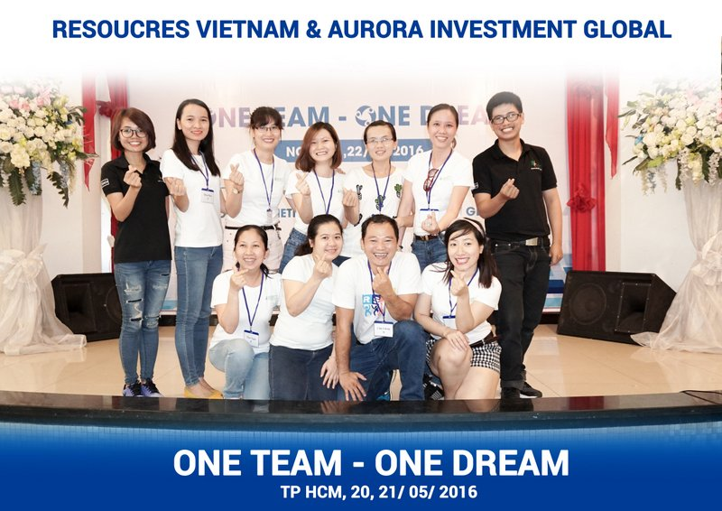 One Team - One Dream